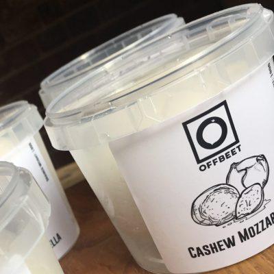 Cashew Mozzarella