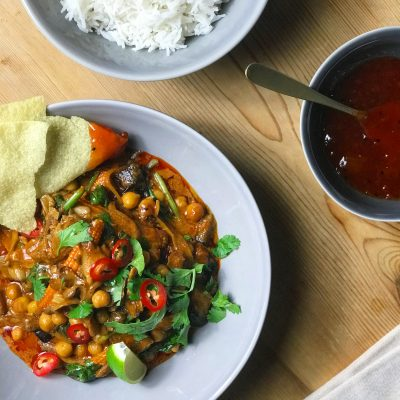 vegan indian food course