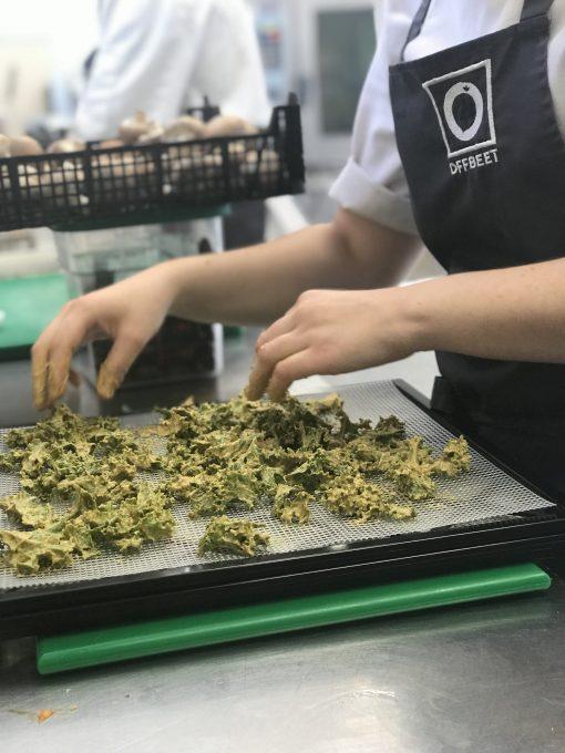 Vegan chef diploma